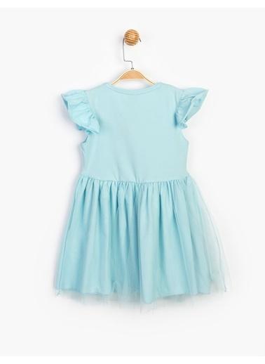 Frozen Elbise Mavi